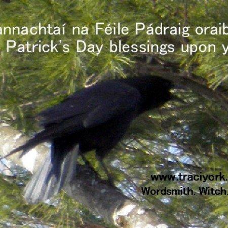 St Patrick's blessing
