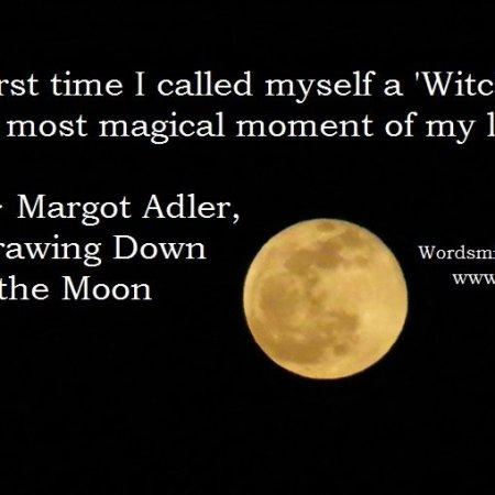 Margot Adler quote