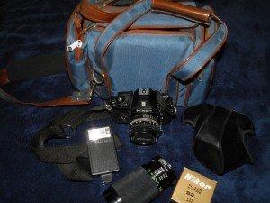 My Nikon setup
