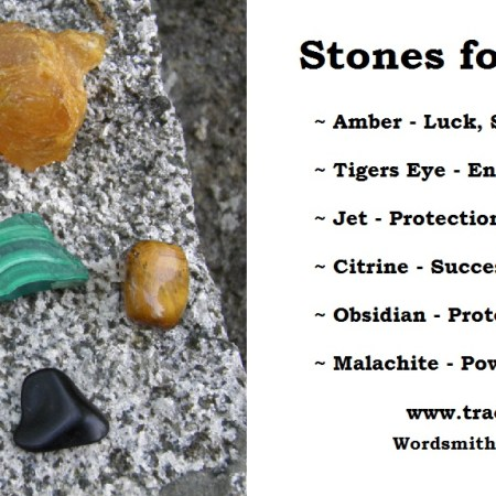 Stones for protection