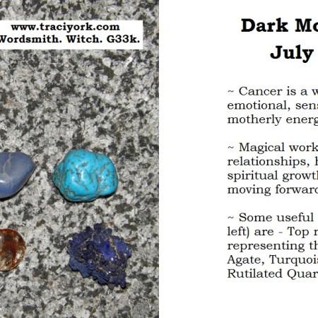 Dark moon in Cancer, July 2015