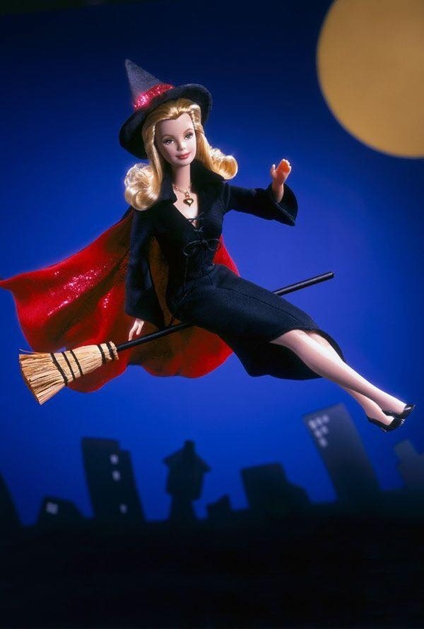 Even Barbie is Bewitched