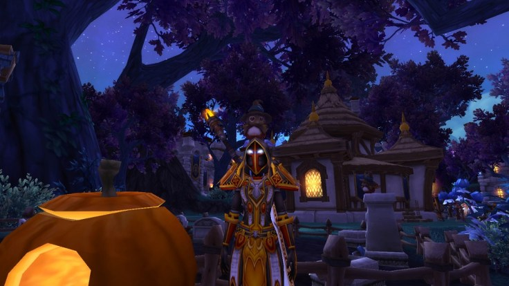 Kallani World of Warcraft Hallow's End