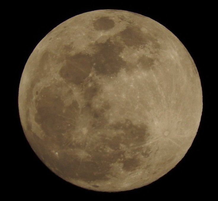 12 hours away from completely full moon March 22