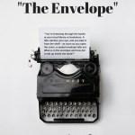 Envelope Writing Prompt