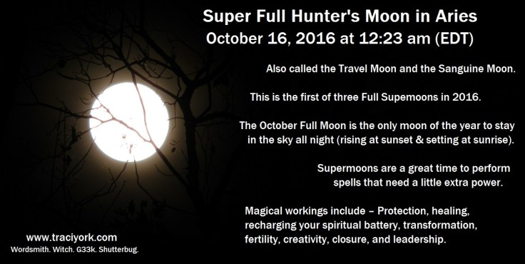 Super Full Aries Moon
