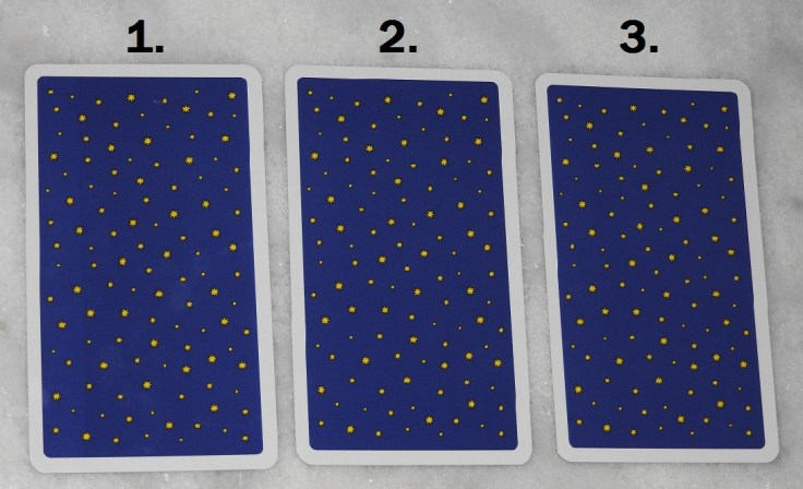 December 20th Free Tarot Card Reading, back