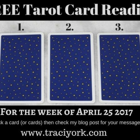 April 25 2017 Tarot Thumbnail