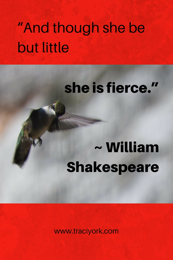 Quote Challenge Week 3 - Shakespeare Quote