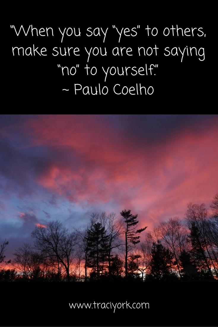 Quote Challenge Week 4 Paulo Coelho Quote