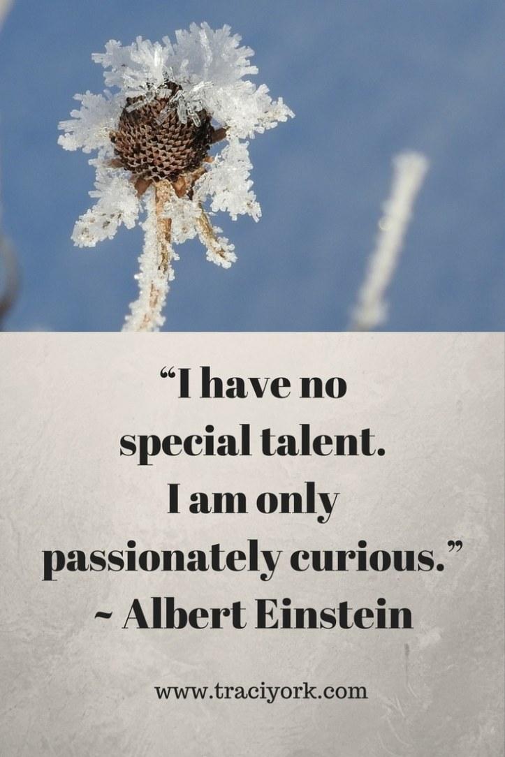 Quote Challenge Week 1 Einstein