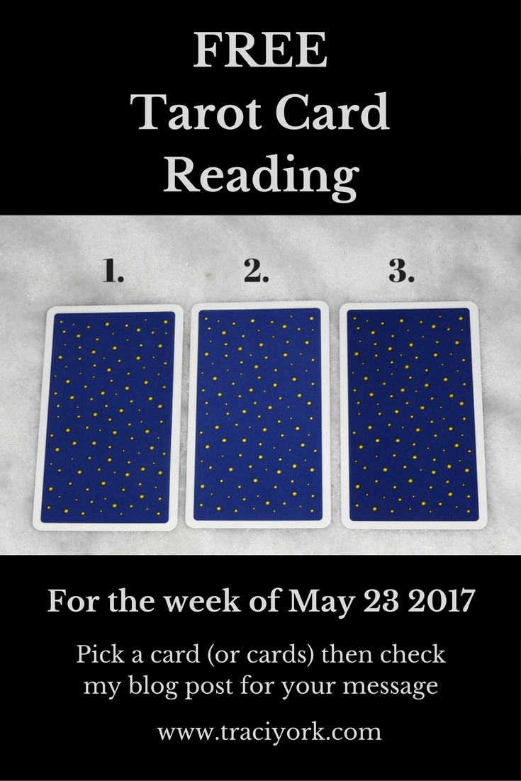 May 23 2017 Tarot blog graphic