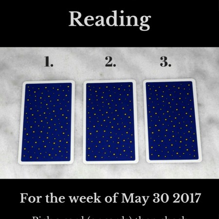 May 30 2017 Tarot blog graphic