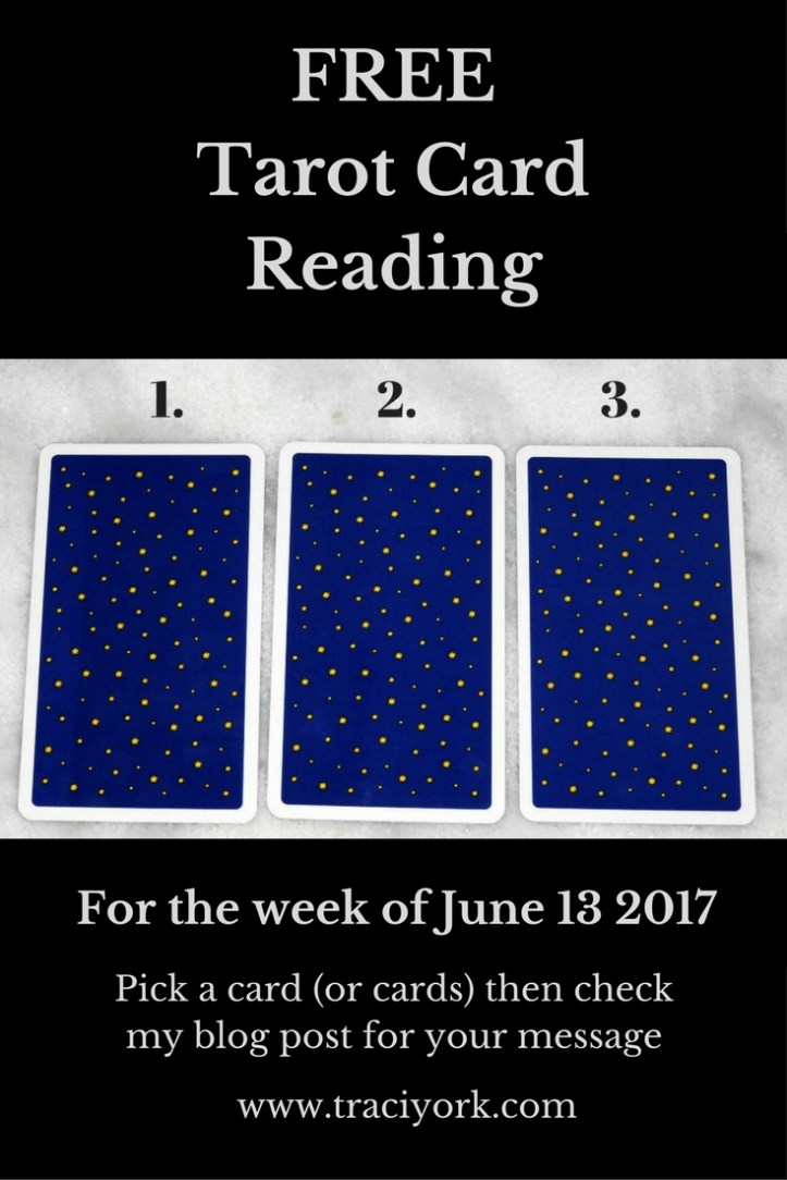 June 13 2017 Tarot, blog graphic