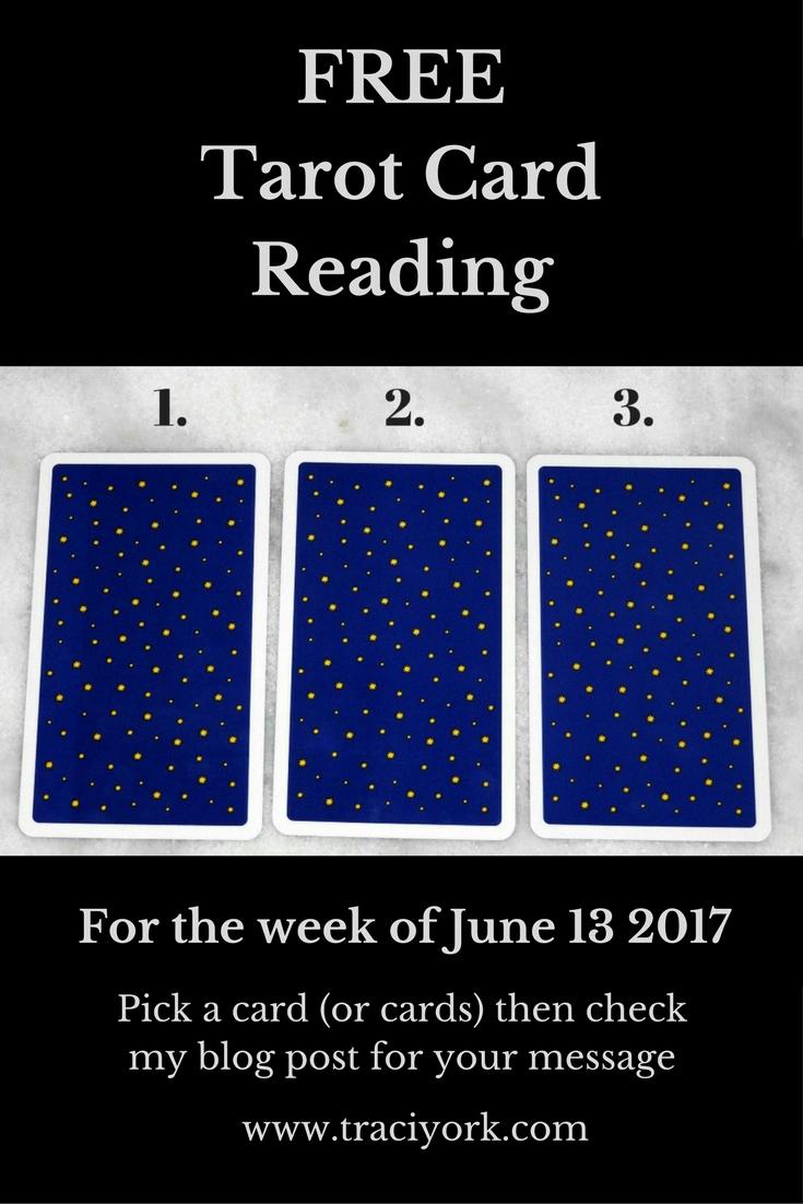 June 13 2017 Tarot, blog graphic