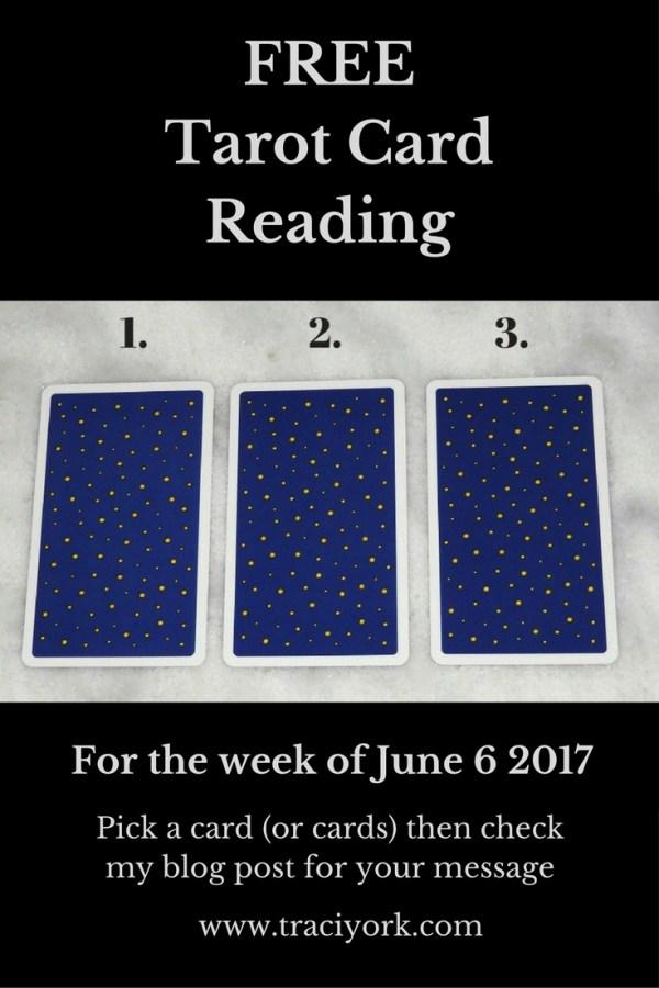 June 6 2017 Tarot, blog graphic