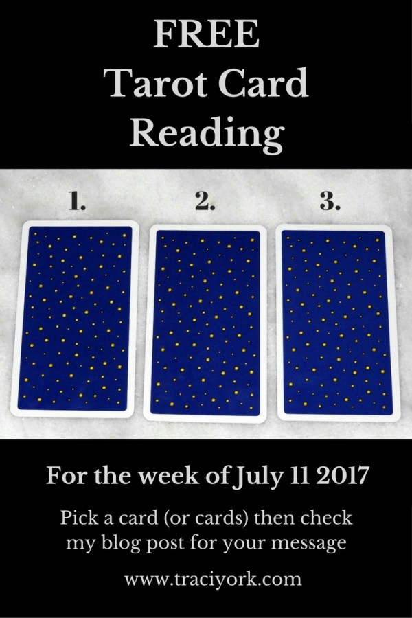 July 11 2017 Tarot, blog graphic