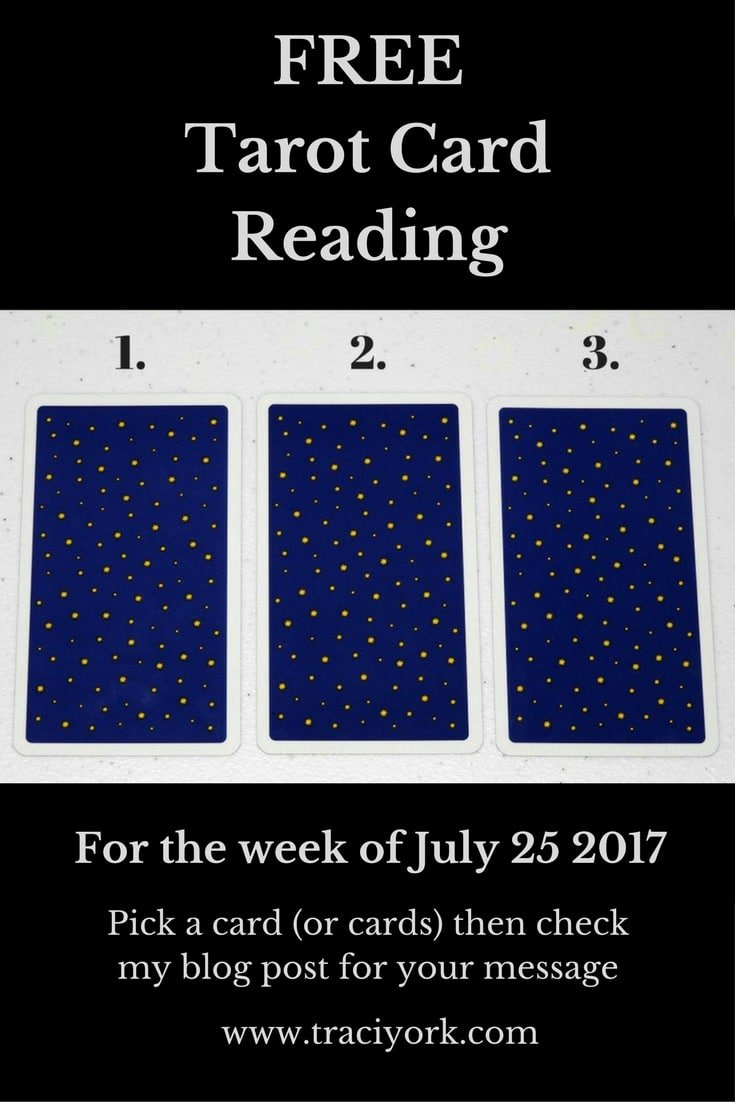 July 25 2017 Tarot, blog graphic