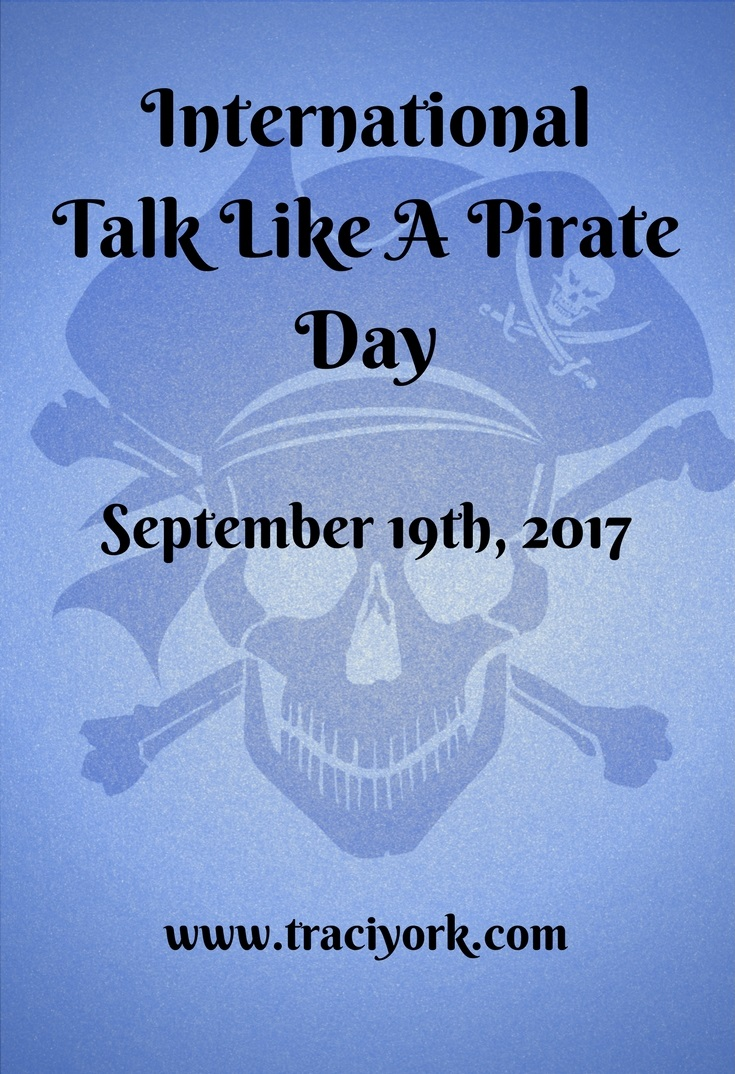 September 19th be Talk Like A Pirate Day