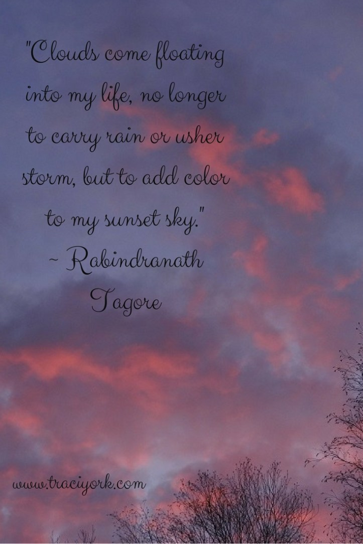 Clouds Quote by Rabindranath Tagore