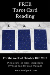 October 10th 2017 Tarot