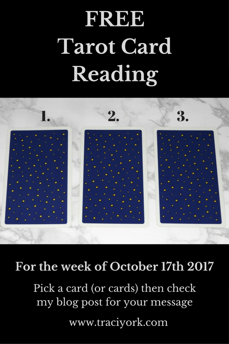 October 17th 2017 Tarot