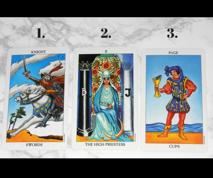January 2nd 2018 Tarot