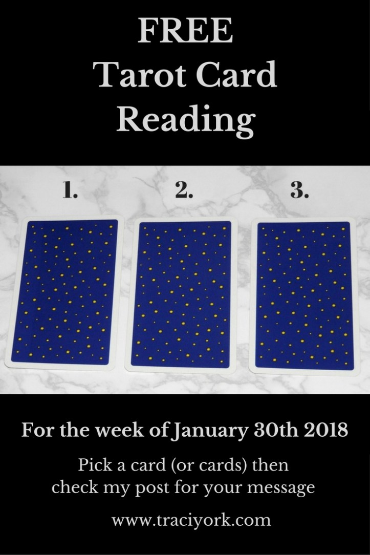 January 30th 2018 Tarot