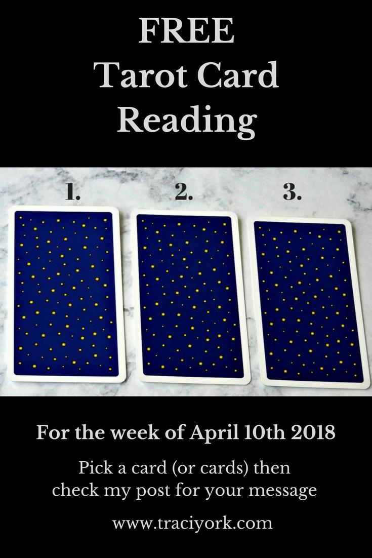 April 10th 2018 Tarot