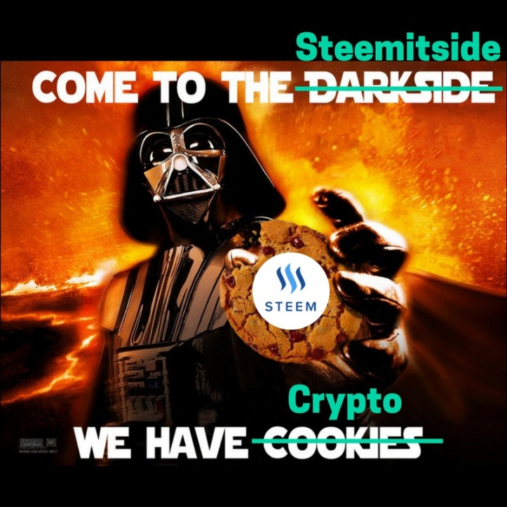 Come to the Steemit Side