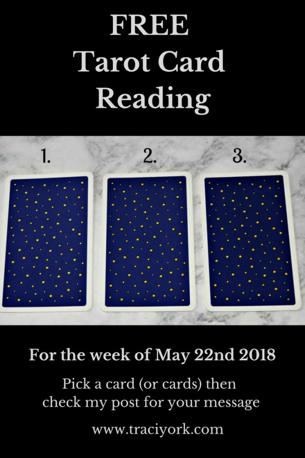 May 22nd 2018 Tarot