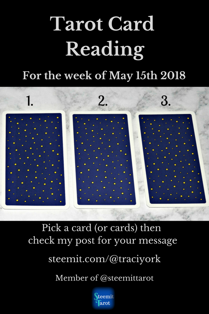 May 15th 2018 Tarot