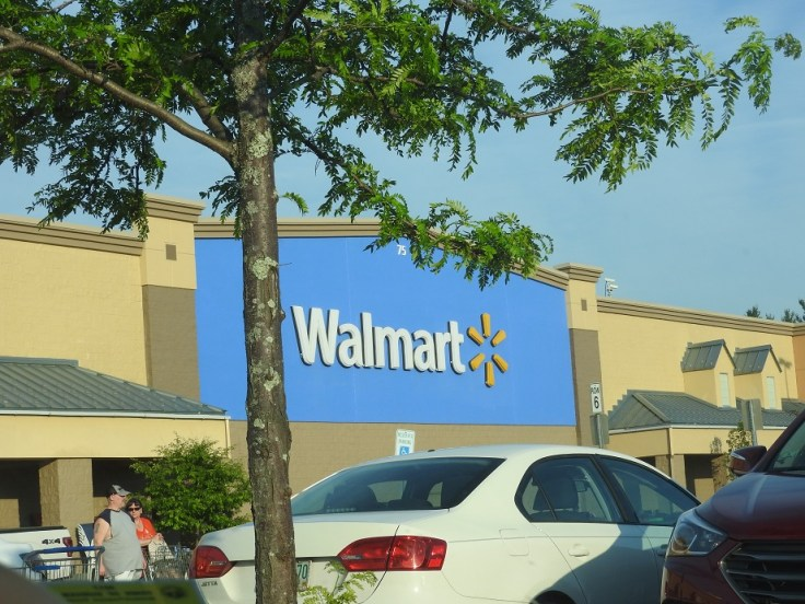 Wally World (Walmart) Wander