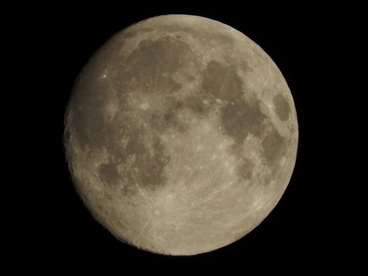 New Pictures of an Old Moon