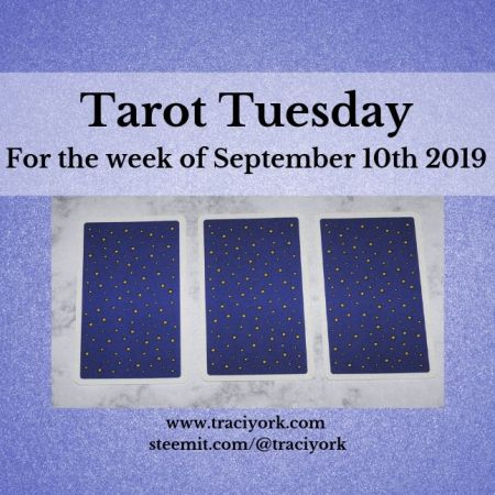 September 10th Tarot Tuesday thumbnail