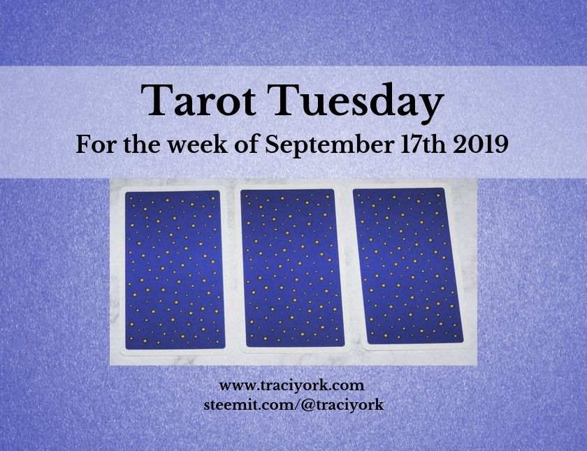 September 17th Tarot Tuesday thumbnail
