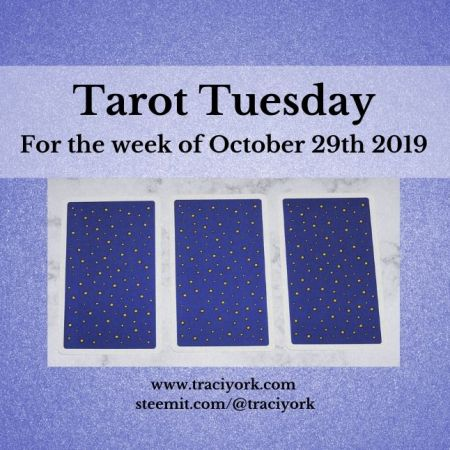 October 29th Tarot Tuesday thumbnail