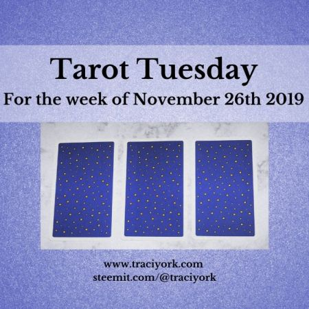 November 26th Tarot Tuesday thumbnail