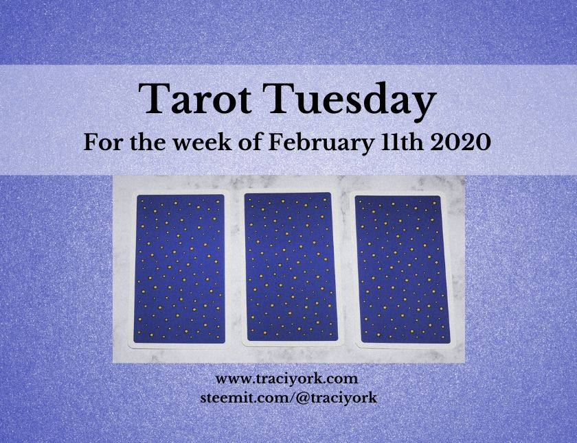 February 11th 2020, Tarot Tuesday thumbnail