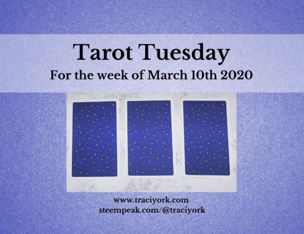 March 10th 2020, Tarot Tuesday thumbnail