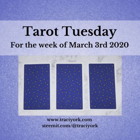 March 3rd 2020, Tarot Tuesday thumbnail