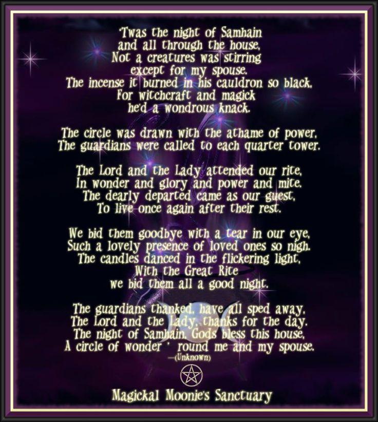samhain magickal moonie