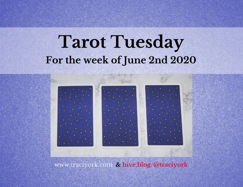 June 2nd 2020, Tarot Tuesday thumbnail