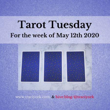 May 12th 2020, Tarot Tuesday thumbnail