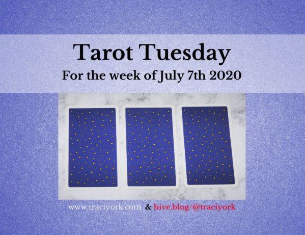 July 7th 2020, Tarot Tuesday thumbnail