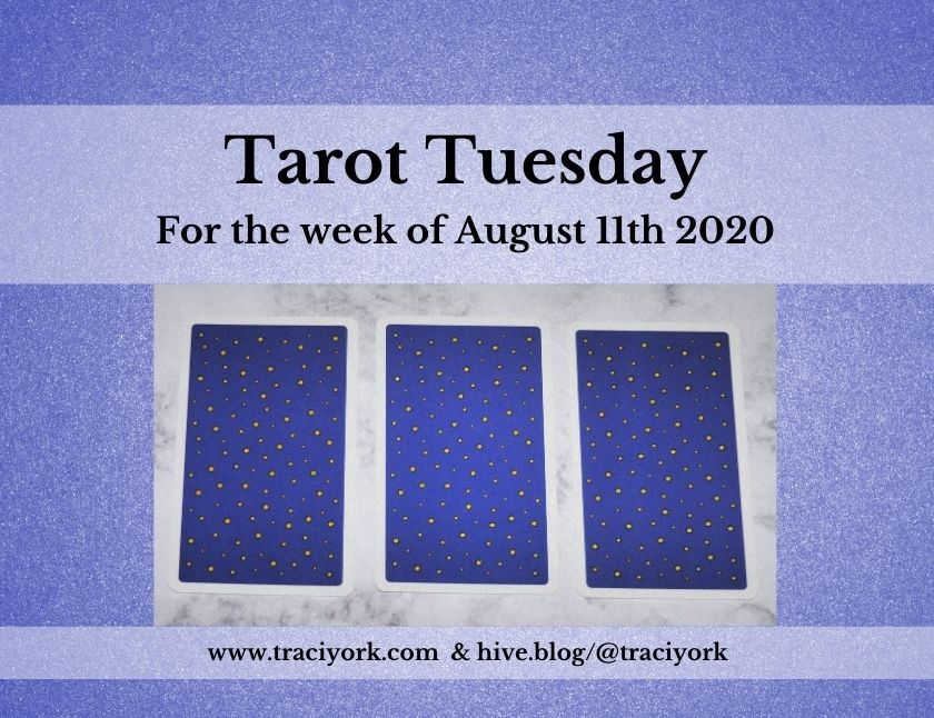 August 11th 2020, Tarot Tuesday thumbnail