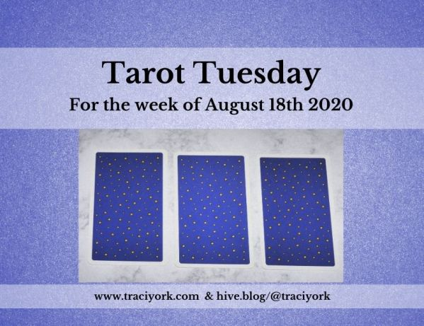 August 18th 2020, Tarot Tuesday thumbnail