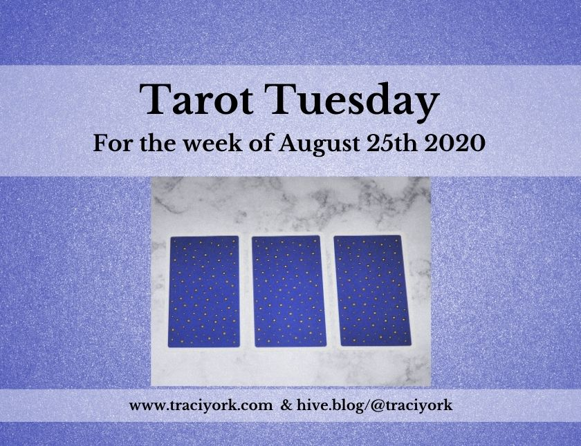 August 25th 2020, Tarot Tuesday thumbnail