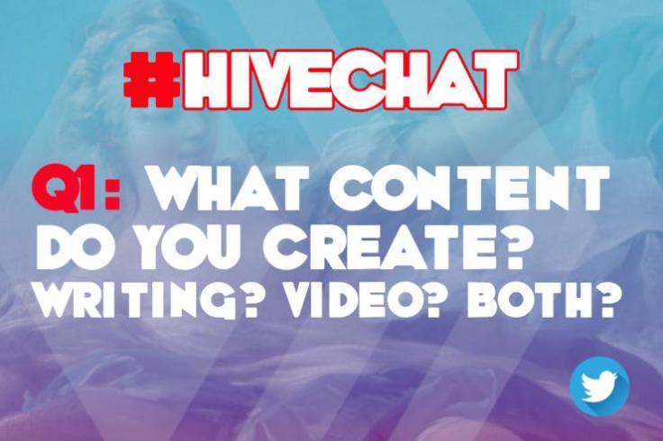 Q1 HiveChat