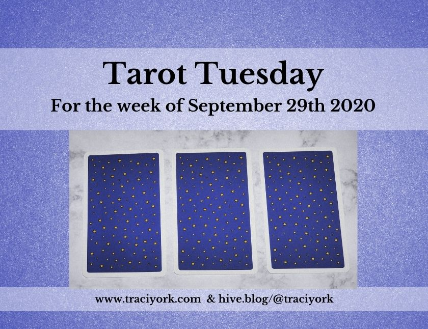 September 29th 2020, Tarot Tuesday thumbnail